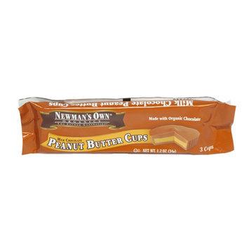 Newman's Own Organics Milk Chocolate Peanut Buter Cups