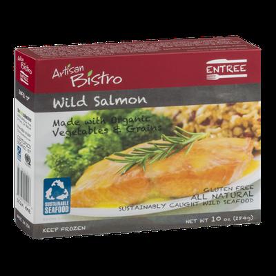 Artisan Bistro Wild Salmon