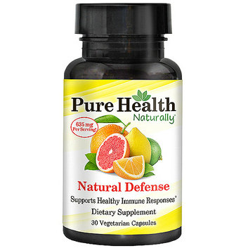 Pure Health Natural Defense Dietary Supplement Capsules