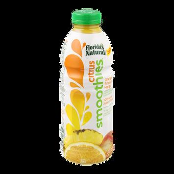 Florida's Natural Citrus Smoothies Orange Pineapple Mango