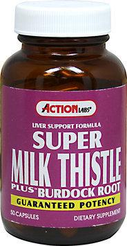 Natural Balance Super Milk Thistle Plus 50 Vegetarian Capsules