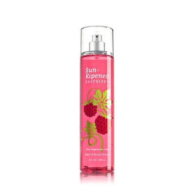 Bath & Body Works® Signature Collection SUN-RIPENED RASPBERRY Fine Fragrance Mist