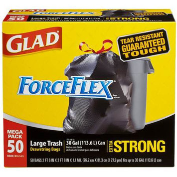 Glad ForceFlex Trash Bags