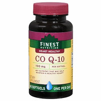 Finest Nutrition Co Q-10 100 mg