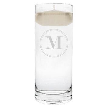 Cathy's Concepts Circle Initial Unity Candle M