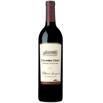Columbia Crest Grand Estates Cabernet Sauvignon 2010 750ML