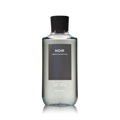 Bath & Body Works® Signature Collection NOIR 2-in-1 Hair + Body Wash