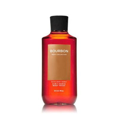 Bath & Body Works® BOURBON 2-in-1 Hair + Body Wash