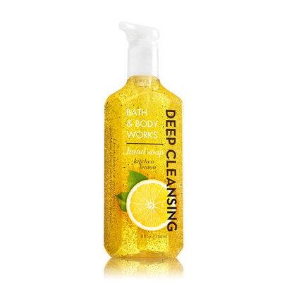 Bath & Body Works® KITCHEN LEMON Deep Cleansing Hand Soap