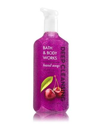 Bath & Body Works® BLACK CHERRY MERLOT Deep Cleansing Hand Soap