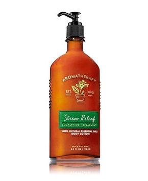 Bath & Body Works Aromatherapy STRESS RELIEF - EUCALYPTUS & SPEARMINT Body Lotion