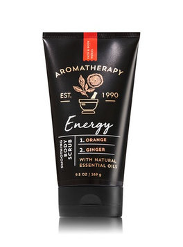 Bath & Body Works® Aromatherapy ENERGY ORANGE & GINGER Smoothing Body Scrub