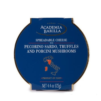Academia Barilla Pecorino Sardo, Truffles & Porcini Spreadable Cheese - 4.4 oz