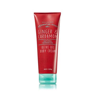 Bath & Body Works® GINGER & CARDAMOM Olive Oil Body Cream