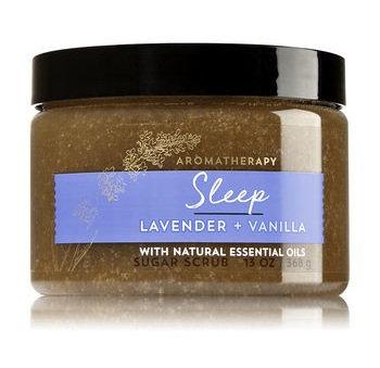 Bath & Body Works Aromatherapy LAVENDER VANILLA Sugar Scrub