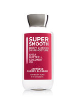 Bath & Body Works® JAPANESE CHERRY BLOSSOM Super Smooth Body Lotion