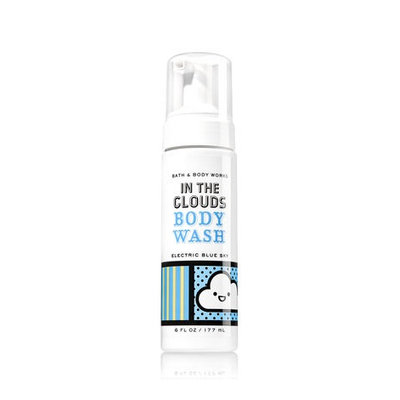 Bath & Body Works In The Clouds Body Wash Electric Blue Sky