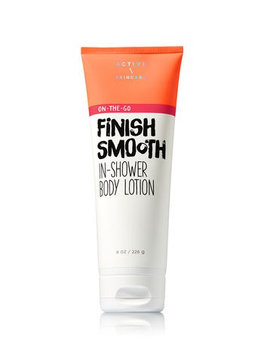 Bath & Body Works® Signature Collection FINISH SMOOTH In-Shower Body Lotion