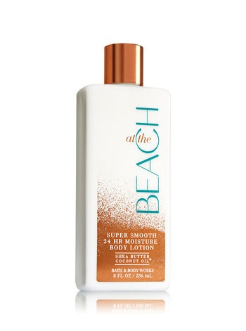 Bath & Body Works® AT THE BEACH Super Smooth Body Lotion