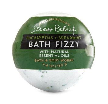 Bath & Body Works Aromatherapy STRESS RELIEF - EUCALYPTUS & SPEARMINT Bath Fizzy