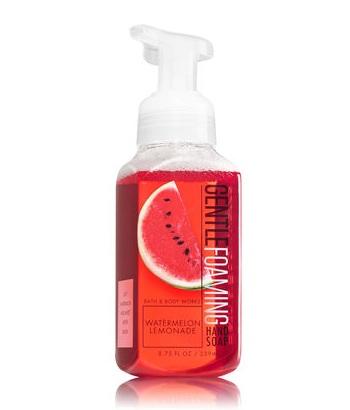 Bath & Body Works® WATERMELON LEMONADE Gentle Foaming Hand Soap