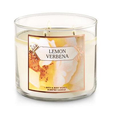 Bath & Body Works® LEMON VERBENA 3-Wick Candle