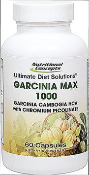 Nutritional Concepts Garcinia Cambogia HCA Max 1000 - 60 Capsules