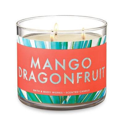 Bath & Body Works® MANGO DRAGONFRUIT 3-Wick Candle