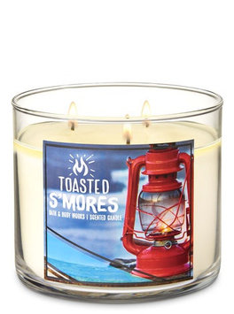 Bath And Body Works Toasted S'mores 3-Wick Candle
