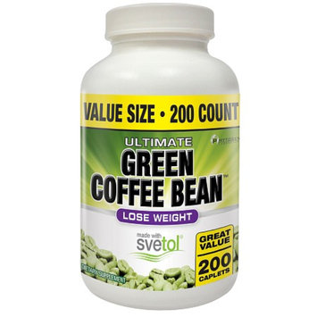 PhytoGenix Green Coffee Bean Pills, Caplets