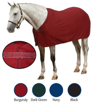 Centaur Turbo-Dry Dress Cooler Medium Pony Dark Green