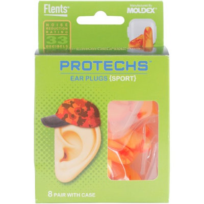Apothecary EAR PLUGS KIDS SOFT SILICONE 6 PR