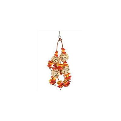 Caitec Bird Toys Caitec 685 8 in. x 15 in. Laced Munch Balls