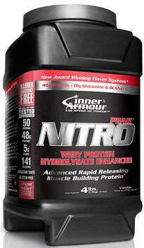 Inner Armour Nitro Peak Protein Vanilla-4 lbs Powder