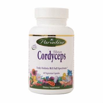 Paradise Herbs Tibetan Cordyceps Truly Holistic 8:1