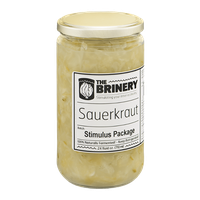 The Brinery Sauerkraut Stimulus Package