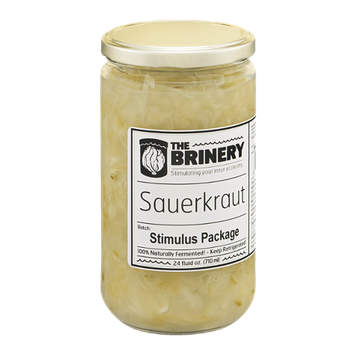 The Brinery Sauerkraut Stimulus Package