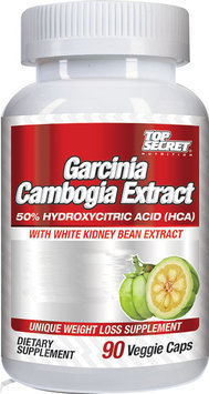 Top Secret Nutrition - Garcinia Cambogia 60% HCA with White Kidney Bean Extract