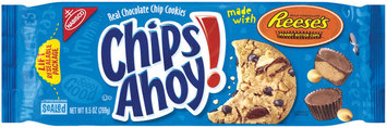 Nabisco Chips Ahoy! Reese's Peanut Butter Cups Cookies