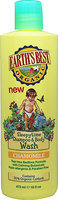 Earths Best Organic Sleepytime Shampoo And Body Wash - Chamomile - 16 Fl Oz