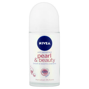 Nivea Deodorant Roll On Pearl Beauty 50ml