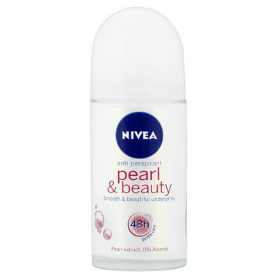 Nivea Deodorant Roll On Pearl Beauty 50ml
