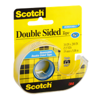 Scotch Double Sided Tape 3/4