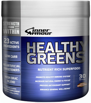 Inner Armour Blue - Healthy Greens Mixed Fresh Berry - 0.5 lbs.