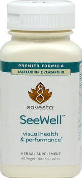 Ayurceutics Savesta SeeWell - 60 Vegetarian Capsules