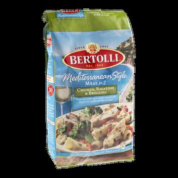 Bertolli Mediterranean Style Chicken, Rigatoni & Broccoli