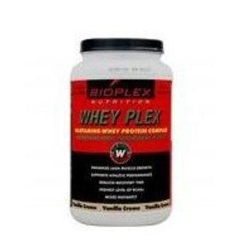 Bioplex Nutrition Whey Plex Vanilla Creme 2 lbs
