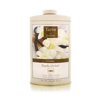 Taylor of London Vanilla Orchid Talc 250g