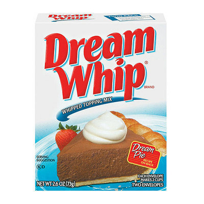 Dream Whip Topping Mix