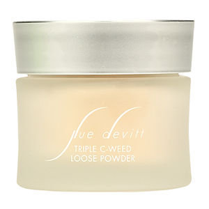 Sue Devitt Triple C-Weed Loose Powder For the Face